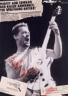 Eddie Van Halen Wolfgang Guitar Ad.  Eddie with short hair